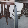 Two Marble Top tables
