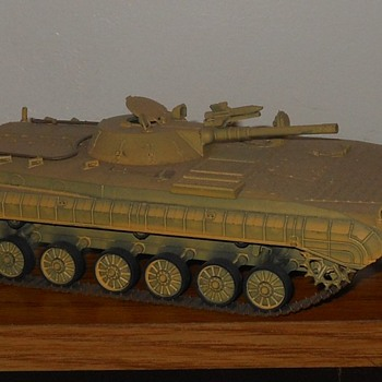 Soviet BMP Infantry Fighting Vehicle - Military and Wartime
