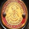 """""""Texas Centennial Exposition 1836-1936"""" Singer Featherweight"""