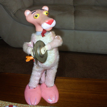 windup pink panther - Toys