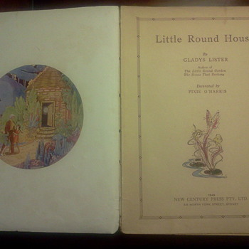 1949 Little Round House