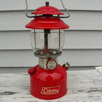 Coleman Lantern - Outdoor Sports