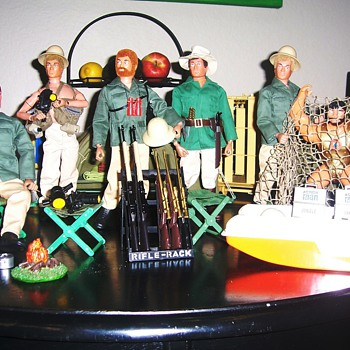 My  Gi Joe Colletion  - Toys