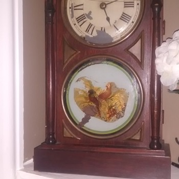 Real Seth Thomas clock???