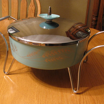 Vintage.Retro.Food Warmer???? What is this? - Kitchen