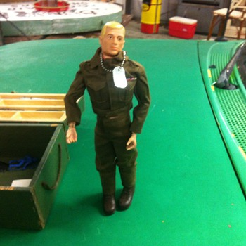 1964 GI JOE Action Figure - Toys