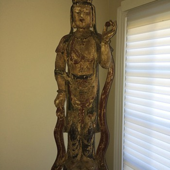 Quan Yin Statue info? - Asian