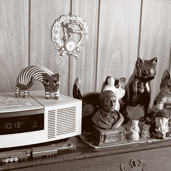 Cat Collection... - Figurines