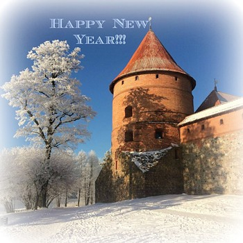 New Year's Greetings!