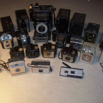 open my old box 30 years later! - Cameras