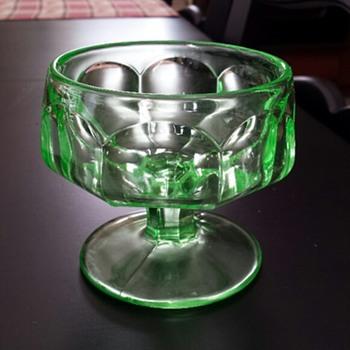 sherbet cup