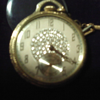 Illinois Watch Springfield 21 Jewels