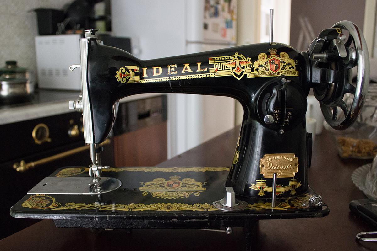 ideal sewing machine