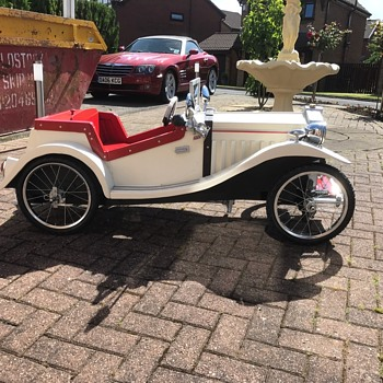 Mg tc number four just finished