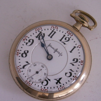 Illinois Bunn Special - Pocket Watches