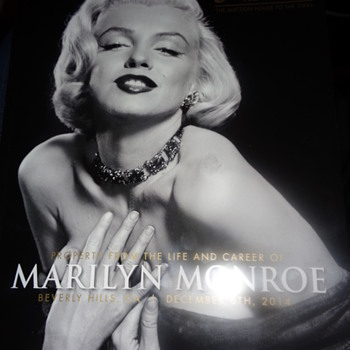 Property from the life and career of Marilyn Monroe - Books
