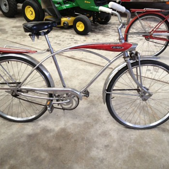 Used JC Higgens Bikes, 