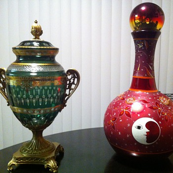 2 beauties - Art Glass