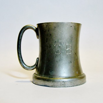 "ABERCROMBIE & FITCH CO.  ""1 1/2 SHOT TANKARD"""