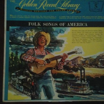 Early Folk Tunes.... - Records
