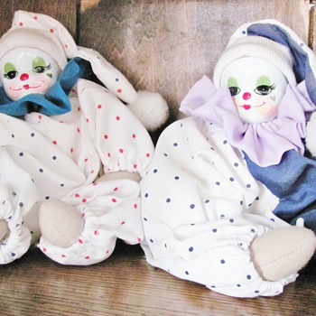 Clown Dolls?  - Dolls