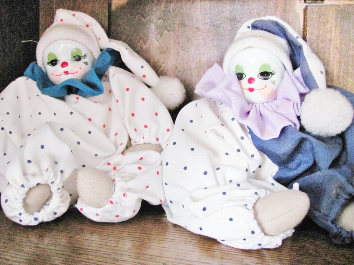 Clown Dolls Collectors Weekly