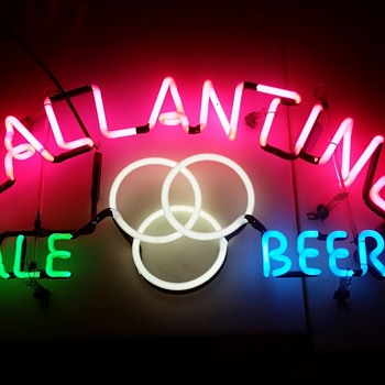 Balantine Neon