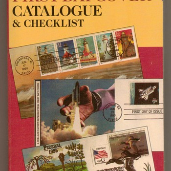 1997 - Scott U.S. First Day Cover Catalogue