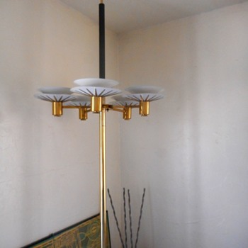 Stiffel Pole Lamp
