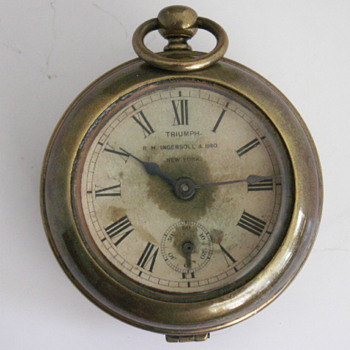 My Oldest Ingersoll Watch - Pocket Watches
