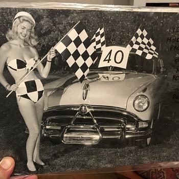 Hudson photograph - Classic Cars