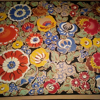 Polish folk art pottery? Painting - Visual Art