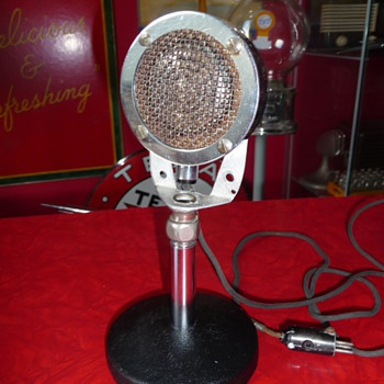 Rothermel Brush Microphone - Radios