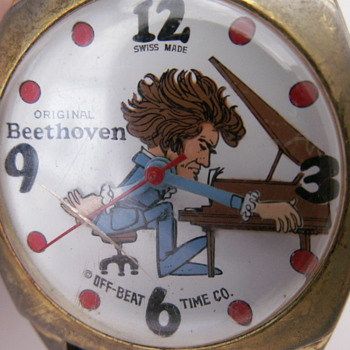 Original Beethoven - Wristwatches