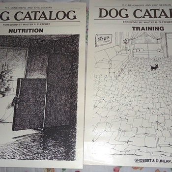Dog Catalog Prints