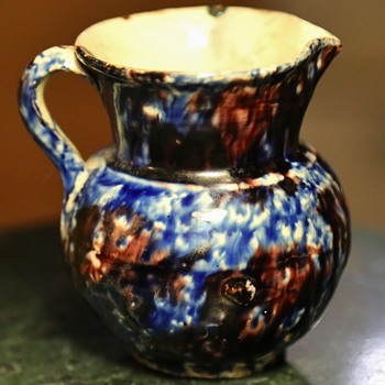 Primitive, small pitcher