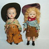 Old Antique Dolls 