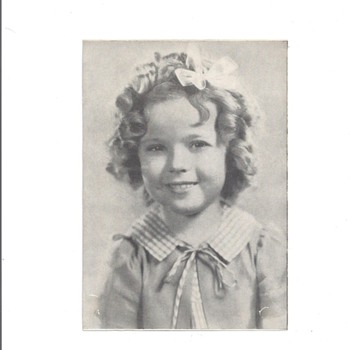 SHIRLEY TEMPLE - Movies