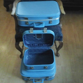 Three Piece Luggage Set
