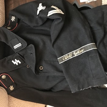 1st SS Panzer Division Jacket