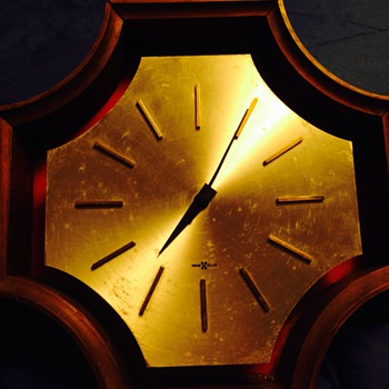 Howard miller clock  - Clocks