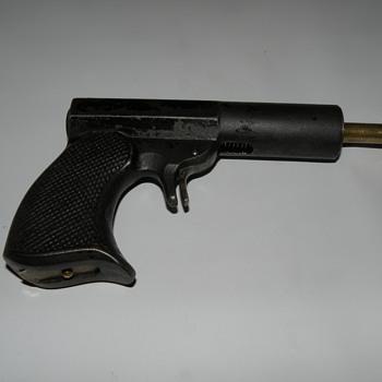 quackenbush target air pistol