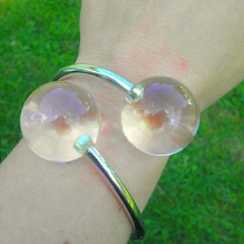 Fun ball bangle