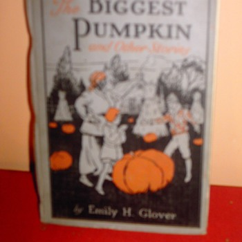 The Biggest Pumpkin and Other Stories - Books