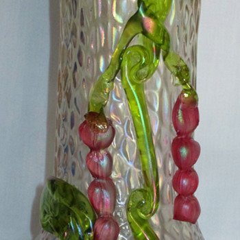 Kralik Martele Flower/fruit Glass Vase