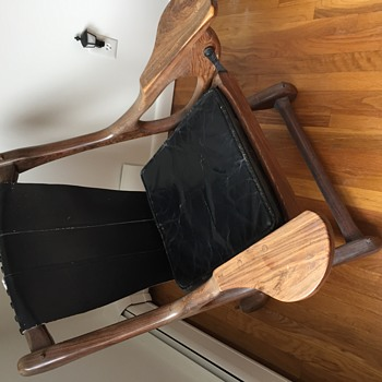 Anybody know what kind of chair this is