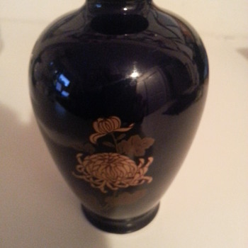 Fukagawa Porcelain Vase