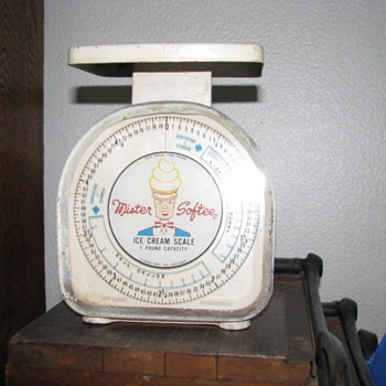 Mister Softee Scale - Tools and Hardware