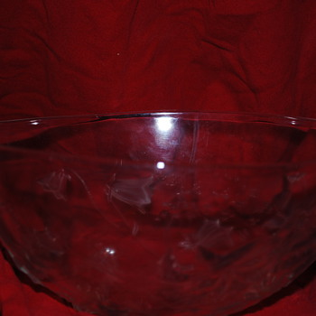 Fruit Bowl - Glassware