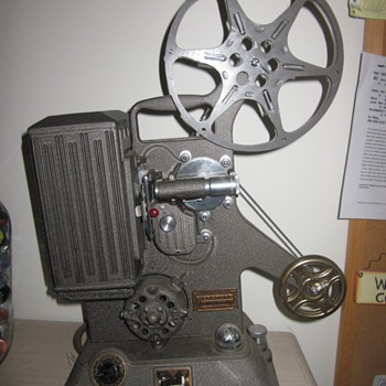 Keystone Projector Model R-8, dated (1939)